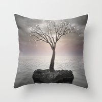 From The Withered Tree, … Throw Pillow
