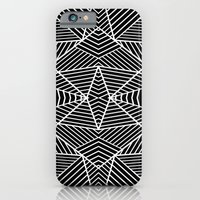 iPhone & iPod Case featuring Ab Zoom Mirror Black by Project M