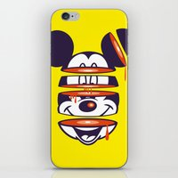 Defragmented!  iPhone & iPod Skin