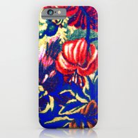 iPhone & iPod Case featuring Tiger  Lily  by Deja Green