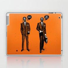 HALLOWEEN ZOMBIES Laptop & iPad Skin