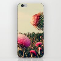 Flower World! iPhone & iPod Skin