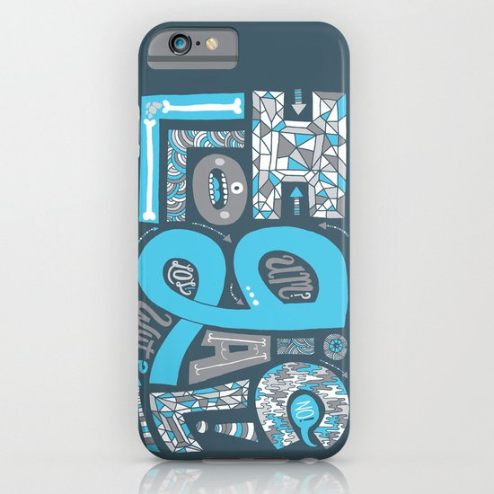 Illogical iPhone & iPod Case