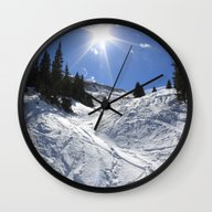 A New Season Wall Clock