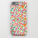 Watercolor Floral iPhone & iPod Case