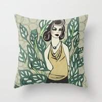 Why Try to Change Me Now? Throw Pillow