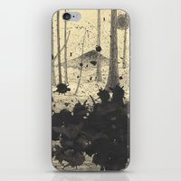 Snowstorm iPhone & iPod Skin