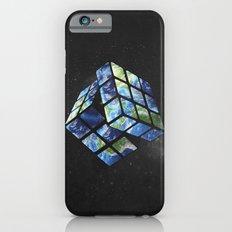 rubik's earth iPhone 6s Slim Case
