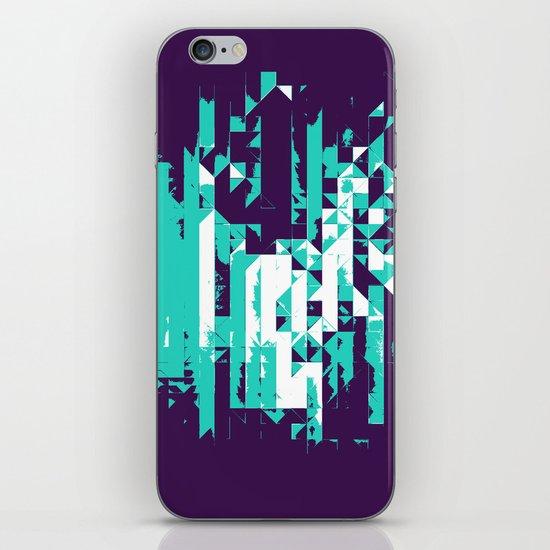 dymynd^crysx iPhone & iPod Skin