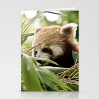 It's A Firefox ? Stationery Cards