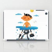 Walk on the Bright Side iPad Case