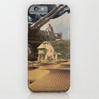 House In Desert iPhone 6 Slim Case