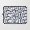 Geo Ornamentals Sketch Laptop Sleeve