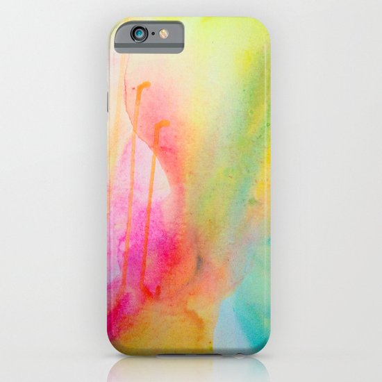 Color Field/Washes I iPhone & iPod Case