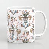 Bird Baroque Mug