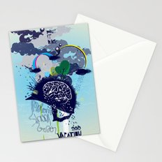 Brainvacation Stationery Cards