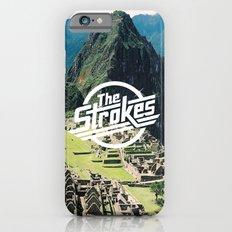 The Strokes Logo Machu Picchu Slim Case iPhone 6s