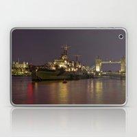 HMS Belfast Laptop & iPad Skin