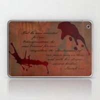 Calvary's Blood Laptop & iPad Skin