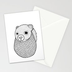 Mr. Rupel's Most Ingenuous Beard for Bears  Stationery Cards
