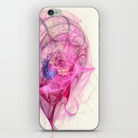 Spinning Top Nebula  iPhone & iPod Skin