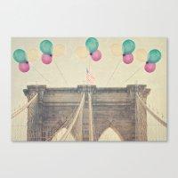 Celebrate Brooklyn Canvas Print