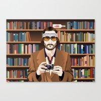Richie Tenenbaum Canvas Print