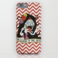 iPhone & iPod Case featuring Muertos Marceline by Jade Boylan