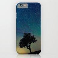 A Tree Under The Stars iPhone 6 Slim Case