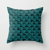 Abstract Pattern 1 Throw Pillow