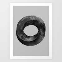 Torus Ring Art Print