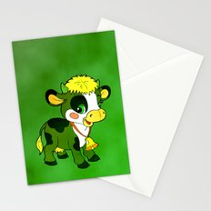 Childhood Cow Stationery Cards
