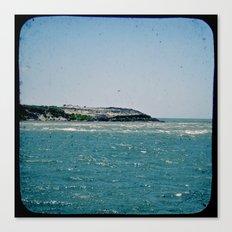 Sound to Shore Canvas Print