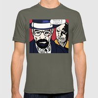 Tread Lightly Mens Fitted Tee Lieutenant SMALL