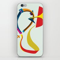 Slides iPhone & iPod Skin
