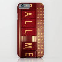 Call Me, Call Me Any Any… iPhone 6 Slim Case