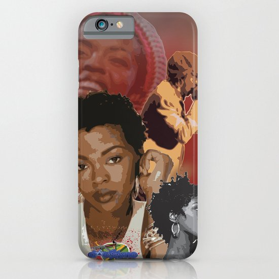 L_BOOGIE iPhone & iPod Case