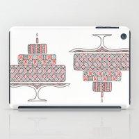 Patterned Cake iPad Case
