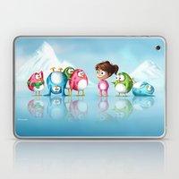 I'm A Penguin Too ! Laptop & iPad Skin