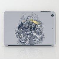 Zombie Exterminator iPad Case