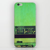 On The Road iPhone & iPod Skin