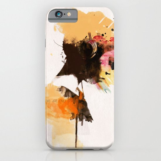 Stardust* iPhone & iPod Case