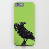 A Crow iPhone 6 Slim Case