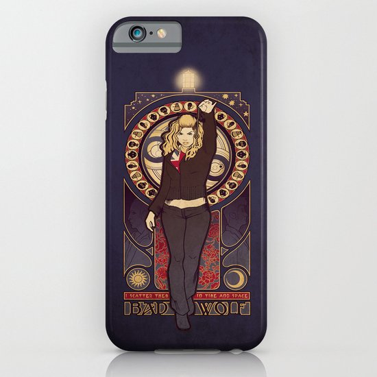 Bad Wolf iPhone & iPod Case