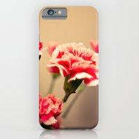 Carnation iPhone 6 Slim Case