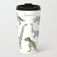 Dinosaurs Travel Mug