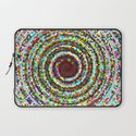 Funny Colors  Laptop Sleeve
