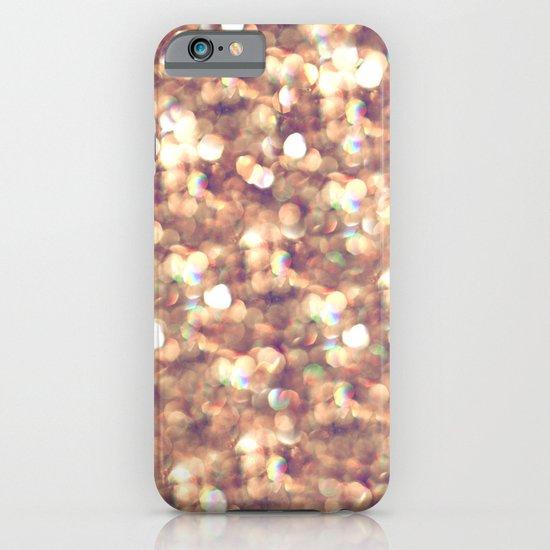 glitter and shine iPhone & iPod Case