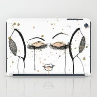 Out Of It iPad Case