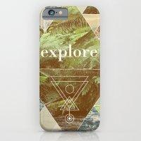 Explore - I iPhone 6 Slim Case